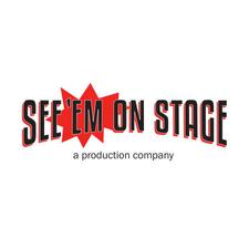 See 'Em On Stage: A Production Company logo
