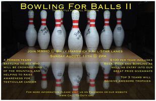 Bowling For Balls II