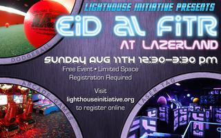 Eid al Fitr at Lazerland!