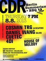 CDR Berlin Summerjam + BBQ