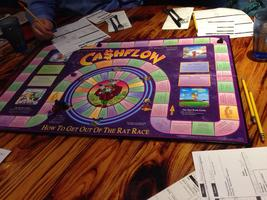 Grand Rapids Cash Flow Game and Networking Meeting
