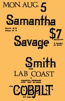 Samantha Savage Smith • Lab Coast • Masahiro Takahashi...