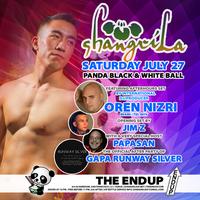 ShangriLa - July 27 - Panda Black & White Ball