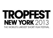Tropfest NY - The World's Largest Short Film Festival. logo
