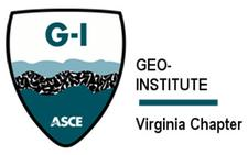 Virginia Geo-Institute Chapter of ASCE logo