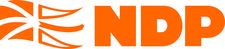 NL NDP logo