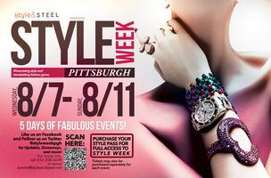 Style Week Pittsburgh: Wed. August 7th- Sun. August...