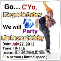 C'yo Birthday Party