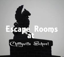 Escape Rooms at Chittyville logo
