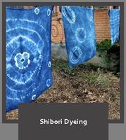 Fiber Fun: Shibori Dyeing - $30.00