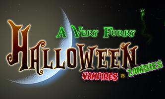 A Very Furry Halloween - Vampires Vs Zombies