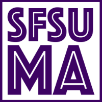San Francisco State University Marketing Association logo