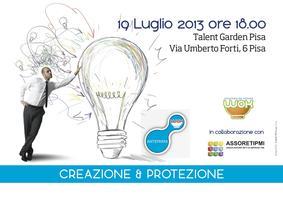 [TaG Pisa] Creazione e protezione dell'innovazione -...