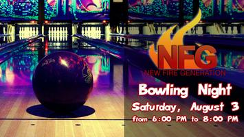 NFG Bowling Night