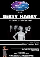 Dirty Harry Blondie Tribute Night