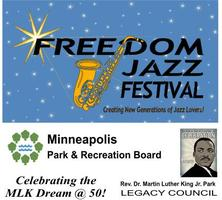 The Dream at 50 Celebration & Freedom Jazz Festival