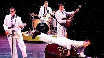 BUDDY HOLLY Birthday Bash w/THE RAVE-ONS - 10:30PM SHOW