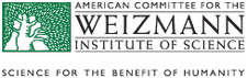 American Committee for the Weizmann Institute of Science logo