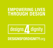 Designs for Dignity logo