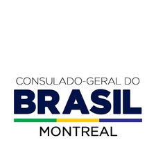 Consulat Général du Brésil à Montréal logo
