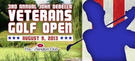 3rd Annual DeBella Veterans Golf Open