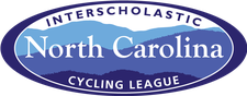North Carolina Interscholastic Cycling League logo