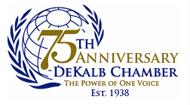 DeKalb Chamber's 75th Diamond Anniversary Gala