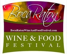 Boca Raton Wine & Food Festival logo