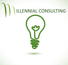 Millennial Consulting logo