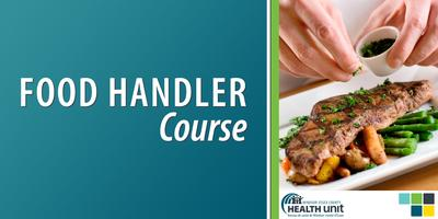 In-Class Food Handler Course (Windsor)