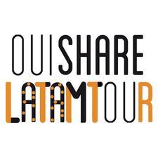 OuiShare Latam Tour 2013 logo