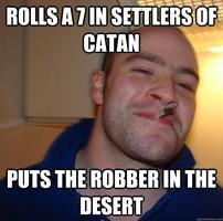Awkward-less Way to Meet Friends! Settlers of Catan...