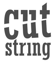 Cut String Theatre logo