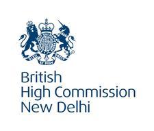 British High Commission New Delhi logo