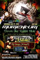 MOMENTUM: Down the Rabbit Hole (DJ Paulo/Sean...