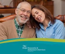 Hope Dementia & Alzheimer's Services logo