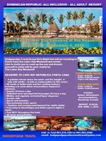 HODGEPODGE LABOR DAY GETAWAY TO PUNTA CANA