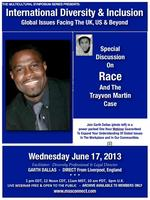 July 2013 Webinar: Int'l Diversity w/Garth Dallas