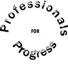 Professionals for Progress (P2) logo