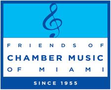 Friends of Chamber Music of Miami logo