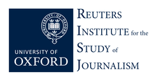 Reuters Institute for the Study of Journalism, University of Oxford logo