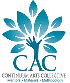 Continuum Arts Collective logo