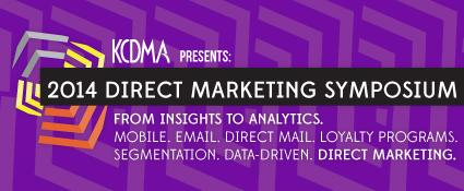 KCDMA Presents the 2014 Direct Marketing Symposium