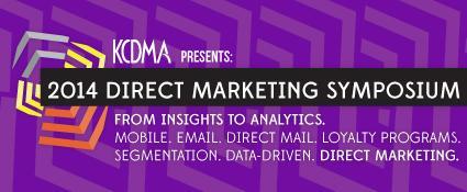 KCDMA Presents the 2014 Direct Marketing Symposium