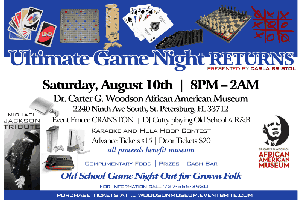 ULTIMATE GAME NIGHT RETURNS