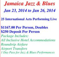 Jamaica Jazz & Blues
