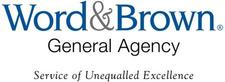 Word & Brown General Agency logo