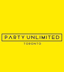 PARTY UNLIMITED TORONTO logo