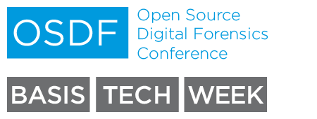 2013 Open Source Digital Forensics Conference