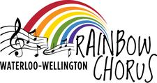 Rainbow Chorus Waterloo Wellington logo